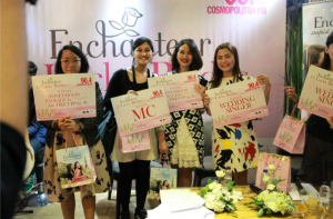 Malam Final Enchanteur 13 Lucky Brides