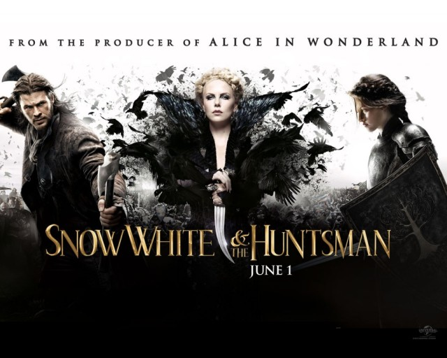 movie snowwhite thehunstman