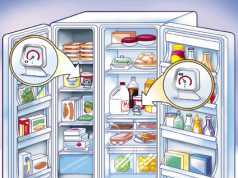 tips refrigerator-with-temps