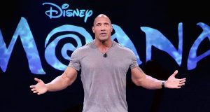 Moana Dwayne Johnson