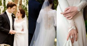 Bella Swan Wedding Gown