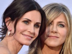 Courtney Cox dan Jennifer Aniston