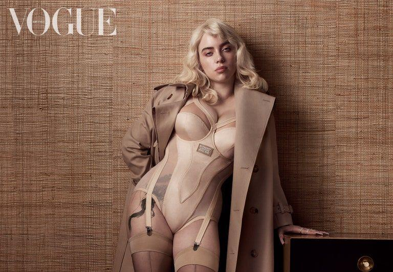 Billie Eilish Jadi Cover Majalah VOGUE