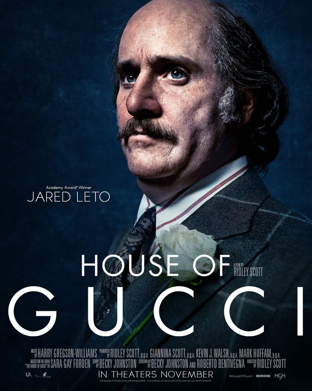 """Poster """"House Of Gucci"""" Dirilis"""